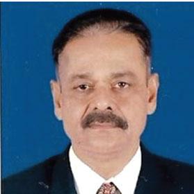 Vice Admiral Shekhar Sinha