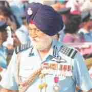 Air Vice Marshal Arvind Verma VSM