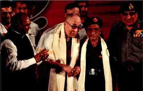 india myanmar force salute