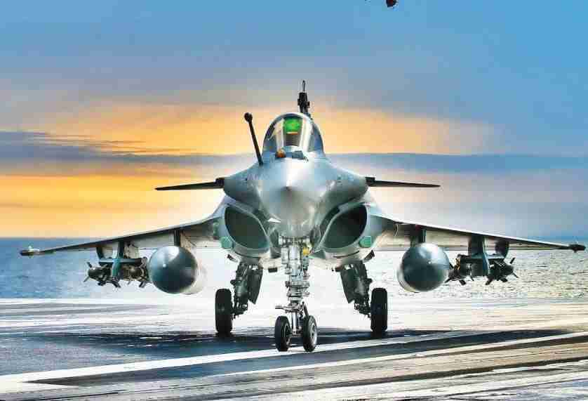 MUCH ADO ABOUT NOTHING: THE RAFALE DEAL – Salute