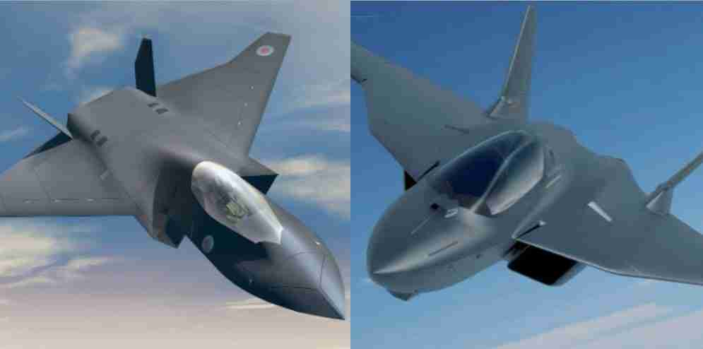 Sixth-generation fighter aircraft