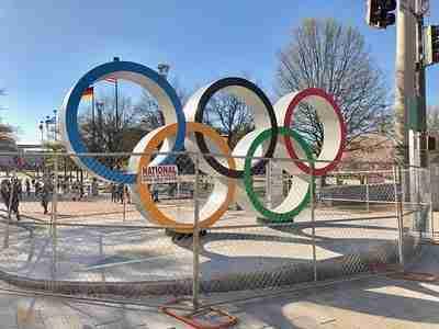 IAF aiming for olympics